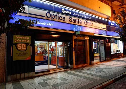 Óptica Santa Otilia, Huelva