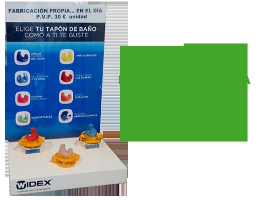 Oferta tapones de baño a medida Santa Otilia Huelva