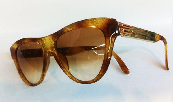 Dior Gafas de sol Vintage Santa Otilia