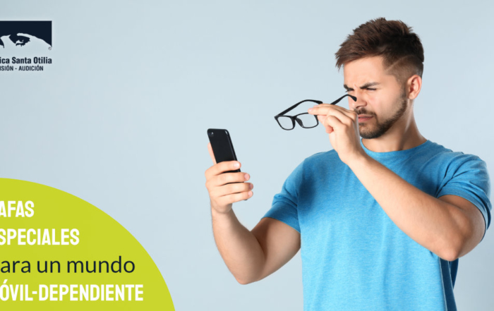 Gafas especiales para un mundo móvil dependiente ¿Existen?